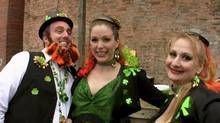 Patrick, Pagans and Party Animals is an excellent, highly informative and often fun documentary about St. Patrick.