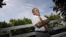 Bill Vander Zalm's advice to the B.C. Liberals: 'Be contrite. Admit to many mistakes, misjudgments, neglect.' (LYLE STAFFORD for The Globe and Mail)