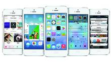 Apple unveiled iOS 7, the most significant iOS update since the original iPhone, featuring a new user interface recognizes smartphone interfaces are longer an exotic novelty that needs explaining. (Apple)