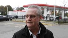 """Bob Hamilton, who has lived in Etobicoke for 35 years, said he's not a Ford supporter but he was happy to give him a chance as the city's democratically elected mayor. Instead his tenure has been an embarrassment, Hamilton says. """"I think he should do the honourable thing and resign and put us all out of our misery,"""" Mr. Hamilton says. (Fernando Morales/The Globe and Mail)"""