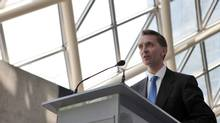 Bruce Flatt is the chief executive officer at Brookfield Asset Management Inc. (Mark Blinch/Reuters/Mark Blinch/Reuters)
