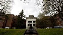 Union of B.C. Municipalities will discuss a motion in September to reinstatement 100-year-old Riverview Hospital. (JOHN LEHMANN/The Globe and Mail)