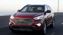 Hyundai Santa Fe (Hyundai)