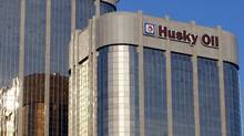 Calgary-based Husky Energy Inc. headquarters. Husky posted surprising profits in the first quarter. (Jeff McIntosh/THE CANADIAN PRESS)