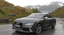 Audi claims the RS 7's will accelerate to 100 km/h in 3.9 seconds. (Audi)