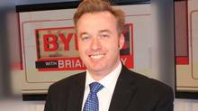 "Brian Lilley, host of Sun News Network's ""Byline"" (Handout)"
