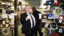 Toronto Star reporter Daniel Dale is pressing ahead with his libel lawsuit against Toronto Mayor Rob Ford. (Mark Blinch/The Canadian Press)