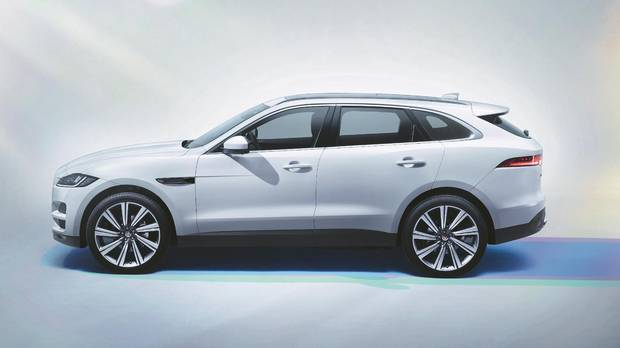 Jaguar F-Pace voted World Car of the Year