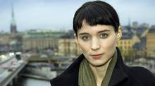 Rooney Mara in Stockholm, Nov. 21, 2011. (Claudio Bresciani / AP)