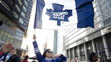 Canadian Tire and its subsidiaries, including Sport Chek, will run MLSE's apparel stores. (Moe Doiron/The Globe and Mail)