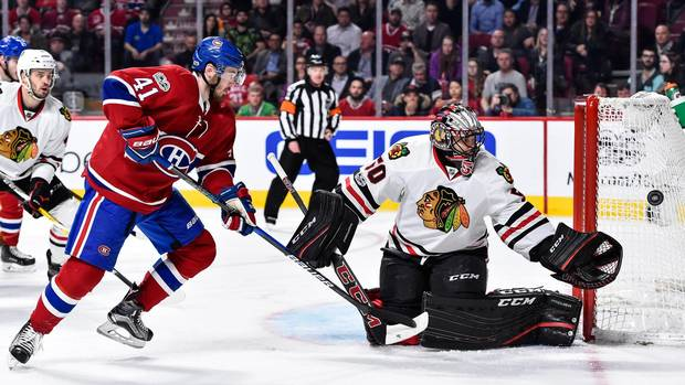 Blackhawks Beat Canadiens To Spoil Carey Price's 500th Game
