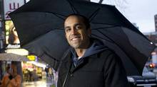 Author Neil Pasricha (Kevin Van Paassen/The Globe and Mail)