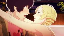 Screenshot from the video game Catherine by Atlus.