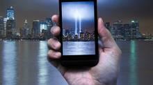 An AT&T 9/11 ad. (AT&T)