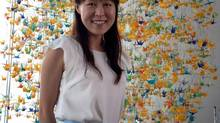 Yo Omata is a graduate of Desautels' campus in Japan, which consistently enrols a large contingent of women. The Class of 2016, for example, is equally split between the genders, well above the average for business schools.