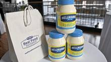Hellman?s Eat Real campaign this week won the Grand Prix Cassie (Shan Qiao/HELLMANNS)
