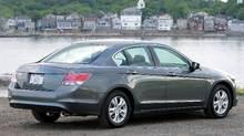 Midsize: Honda Accord (Honda/Honda)