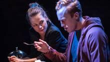 Julia Krauss and Kyle Gatehouse in Breath in Between (Dahlia Katz)