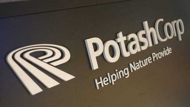 Potash Corp Aktie