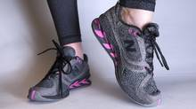 A pair of New Balance shoes are seen in this file photo. (Deborah Baic/The Globe and Mail)
