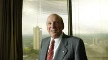 Now 77, Seymour Schulich is currently chairman and chief executive of Nevada Capital Corp., a Toronto-based holding company. 'I think he has given more money to higher education than anybody else in the history of Canada,' says former University of Toronto president Rob Prichard, a long-time friend. (Kevin Van Paassen/The Globe and Mail)