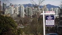 While the real-estate numbers in Vancouver are promising, experts warn that won't necessarily lead to a price ramp-up. (Rafal Gerszak For The Globe and Mail)