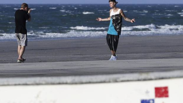Justin Bieber's escape to Panama is right on trend. The country is a top destination in 2014 as it celebrates the 100th anniversary of the Panama Canal and, in Panama City, welcomes a banner crop of hip, sophisticated hotels. (CARLOS JASSO/REUTERS)