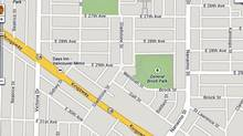 Saturday night's shooting took place near Gladstone Street and East 29th Ave.