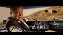 Priceline.com's new Canadian ad featuring William Shatner.