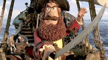 "A scene from the film ""The Pirates! Band of Misfits"" (CP/Sony Pictures)"