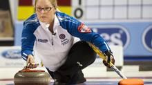 British Columbia skip Kelly Scott (Ryan Remiorz/The Canadian Press)