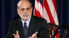 U.S. Federal Reserve chairman Ben Bernanke (KEVIN LAMARQUE/REUTERS)