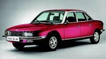 NSU Ro 80. (Audi)