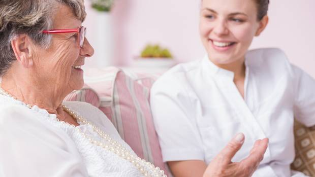 For older adults, talking about the good old days may be one of the best defences against loneliness and depression, researchers say. And it's drug-free. (iStockphoto)