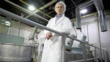 The food industry's long-term stability makes it crucial to Toronto's economy, says David Soknacki of Ecom Food Industries Corp., seen here April 4, 2012. (Tim Fraser for The Globe and Mail/Tim Fraser for The Globe and Mail)