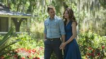 James Marsden and Michelle Monaghan emote with careworn sincerity. (Gemma LaMana)