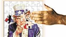 The IRS's draconian tax-evasion policies can put law-abiding ex-pats at risk. Wes Killingbeck illustration/NewsCom (Wes Killingbeck/KRT)