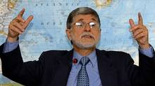 Former Brazilian foreign minister Celso Amorim (JAMIL BITTAR/Jamil Bittar/Reuters)