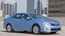 2012 Toyota Camry Hybrid (Toyota)