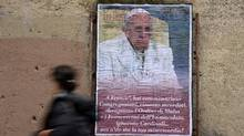 Though his critics are dismayed by his spontaneity and informal style, it is the Pope's theological temerity and flexibility that produce the most anguish among his detractors. (FILIPPO MONTEFORTE/AFP/Getty Images)