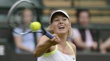 Grunting in tennis? Stop that racket (DYLAN MARTINEZ/REUTERS)