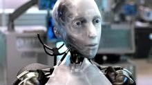 Still from the 2004 movie I, Robot