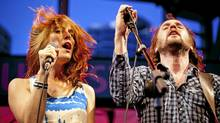 Members of Broken Social Scene perform at The Harbourfront Centre in Toronto last summer. (The Globe and Mail)