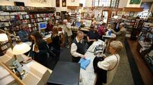 Munro's Books is pictured in Victoria in 2007. (Deddeda Stemler/NYT)