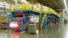 Insiders have done an about-face in the past year as cash flows from operations of packaging manufacturer Intertape Polymer have picked up. (Intertape Polymer)