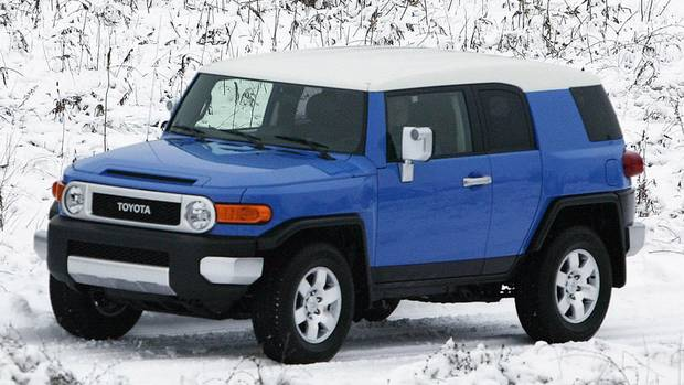 In Photos Canadian Vehicles With The Best Resale Values
