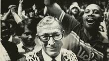 No U.S. team has ever matched UCLA coach John Wooden's 10 national championships in 12 years, and none ever will. (The Associated Press)