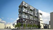 On Site, One Eleven Condominiums, King Street West, Toronto. Harhay Developments and Carttera Private Equities (Harhay Developments/Harhay Developments)