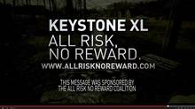 A new anti-Keystone XL ad campaign is targeting U.S. Democrats in a bid to convince President Barack Obama to reject the pipeline proposal. (YOUTUBE)