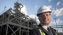 Biox Corp. CEO Kevin Norton.